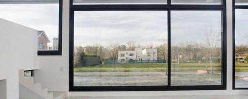 قیمت مدل پنجره دو جداره ریلی