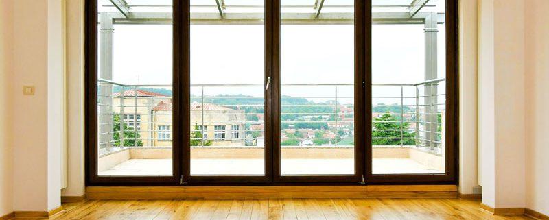 جزئیات اجرای پنجره دو جداره بالکن