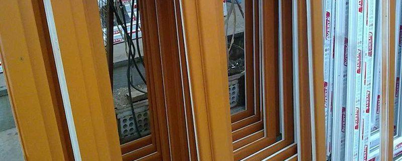 فروش انواع پنجره دو جداره چوبی
