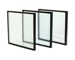 شیشه دوجداره و شیشه سه جداره ساده