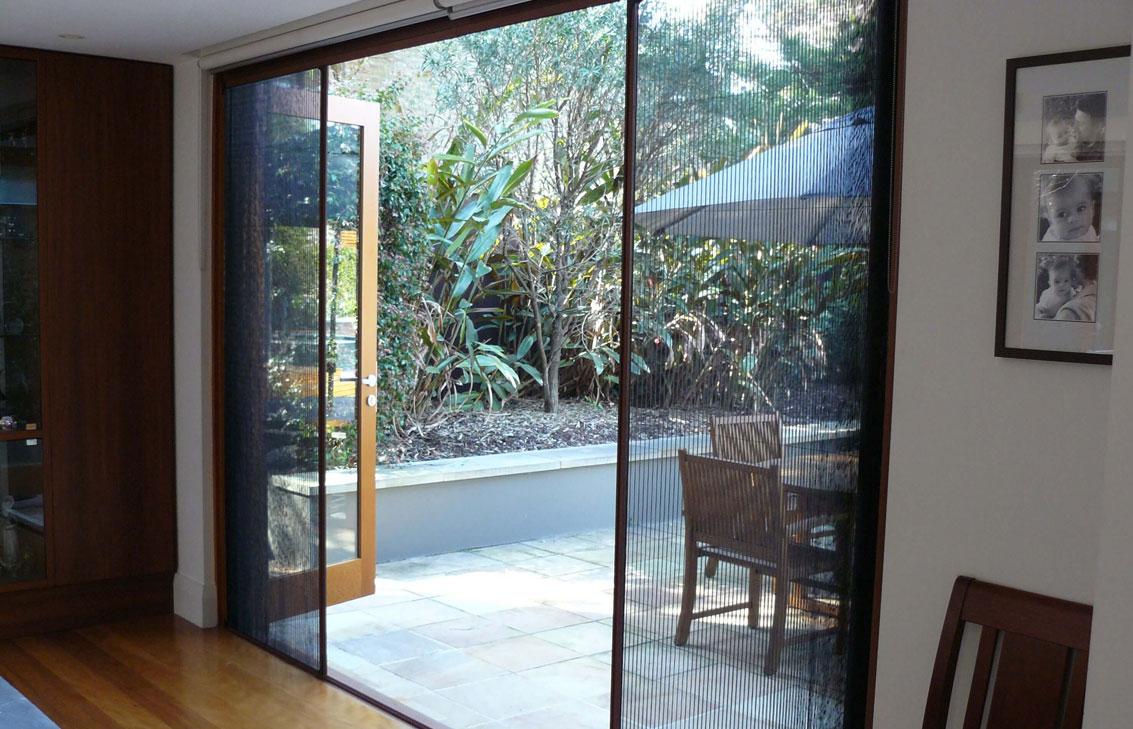 توری های مناسب پنجره دو جداره