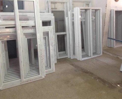 نحوه ساخت و تولید پنجره دو جداره