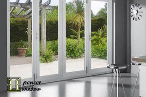 اجرای انواع پنجره دو جداره کشویی