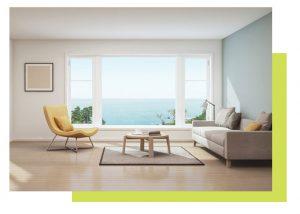 پنجره های دو جداره آلومینیومی با کیفیت