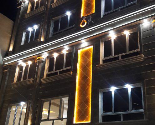 پروژه نصب درب و پنجره دوجداره